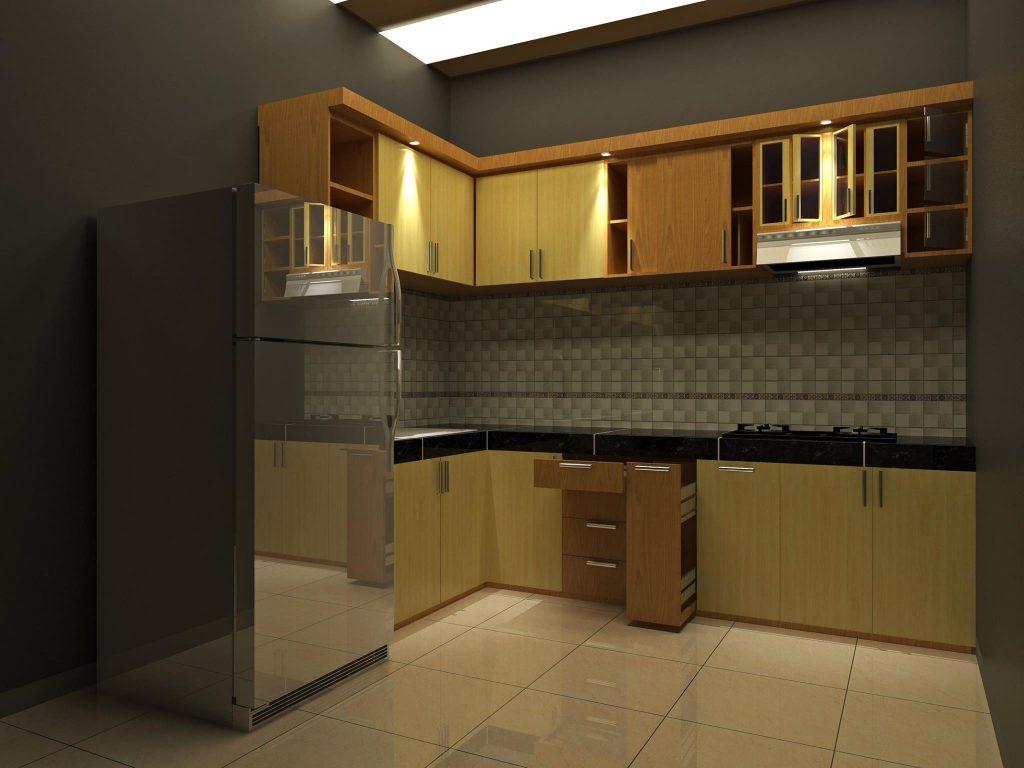 Jasa Pembuatan Kitchenset Solo