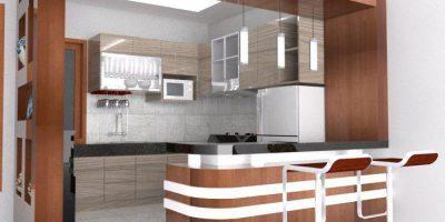 Desain Kithen Set 05