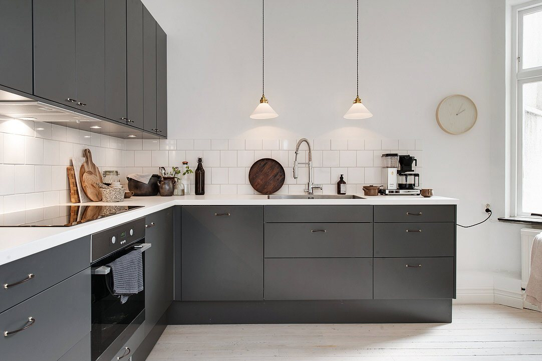 Pembuatan Kitchen Set Minimalis German Style