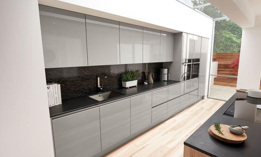 Desain Kitchen Set Minimalis-German-Style