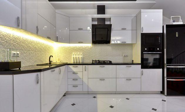 Pembuatan-Kitchen-Set-L-Shaped