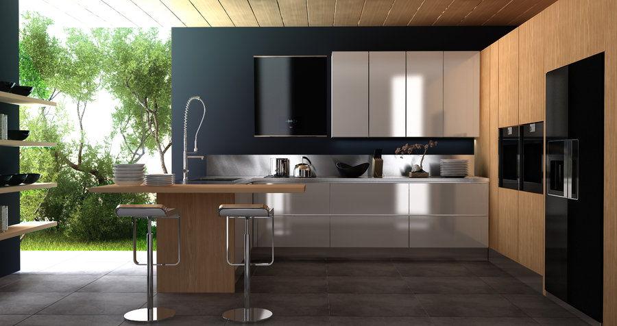 Pembuatan-Kitchen-Set-Modern-2021